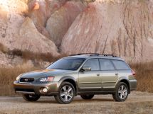 Subaru Outback 3 поколение, 10.2003 - 04.2007, Универсал