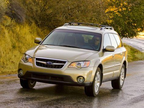 Subaru Outback (BP) 05.2006 - 02.2009