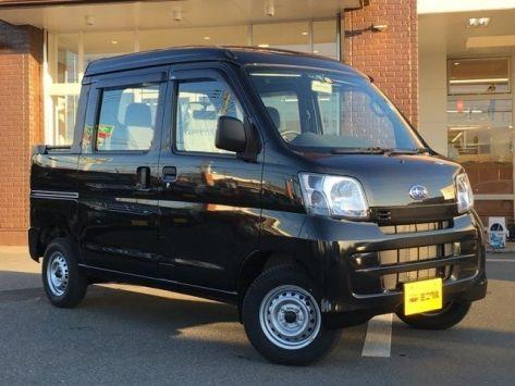 Subaru Sambar  07.2012 - 10.2017