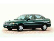 Suzuki Cultus 1995, седан, 3 поколение