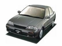 Suzuki Cultus рестайлинг 1991, седан, 2 поколение