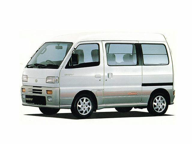 Suzuki Every 1991 - 1995