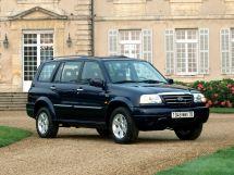 Suzuki Grand Vitara XL-7 1 поколение, 12.2000 - 07.2003, Джип/SUV 5 дв.