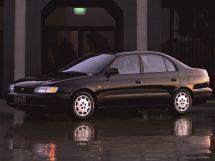 Toyota Carina E 1992, седан, 6 поколение, T190