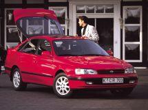 Toyota Carina E 1992, лифтбек, 6 поколение, T190