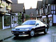 Toyota Corolla Ceres рестайлинг 1994, седан, 1 поколение, E100
