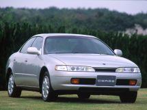 Toyota Corolla Ceres 1992, седан, 1 поколение, E100
