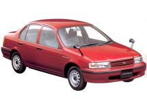 Toyota Corsa 1990, седан, 4 поколение, L40