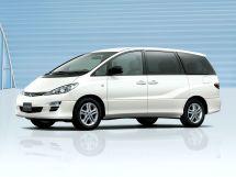 Toyota Estima рестайлинг, 2 поколение, 05.2003 - 12.2005, Минивэн
