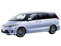 Toyota Estima рестайлинг 2008, минивэн, 3 поколение, AHR20, XR50