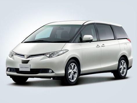 Toyota Estima AHR20, XR50