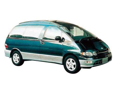 Toyota Estima Lucida (XR10, XR20) 08.1996 - 12.1999