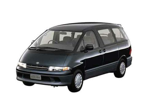 Toyota Estima Lucida (XR10, XR20) 01.1995 - 07.1996