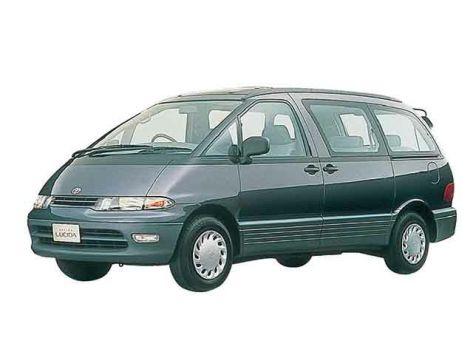 Toyota Estima Lucida (XR10, XR20) 01.1992 - 01.1995