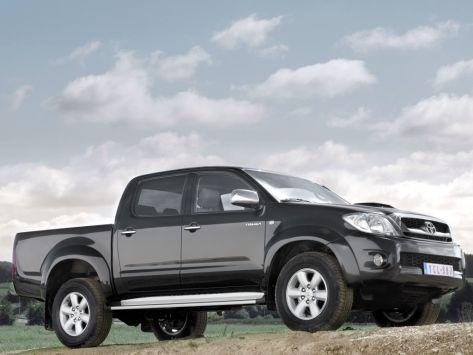 Toyota Hilux Pick Up (AN10, AN20) 08.2008 - 08.2011