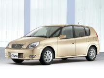 Toyota Opa рестайлинг 2002, универсал, 1 поколение, XT10
