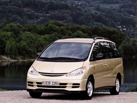 Toyota Previa (XR30) 02.2000 - 09.2003