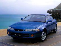 Toyota Sprinter Marino рестайлинг 1994, седан, 1 поколение, E100