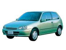 Toyota Starlet рестайлинг 1997, хэтчбек 3 дв., 5 поколение, P90