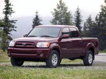 Toyota Tundra рестайлинг, 1 поколение, 07.2002 - 01.2007, Пикап