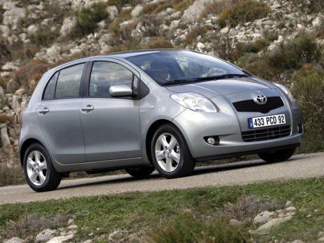 Toyota Yaris (XP90) 10.2005 - 12.2008