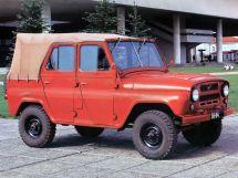 УАЗ 469 1972, suv, 1 поколение