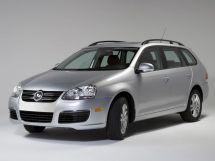 Volkswagen Jetta 5 поколение, 04.2007 - 12.2010, Универсал