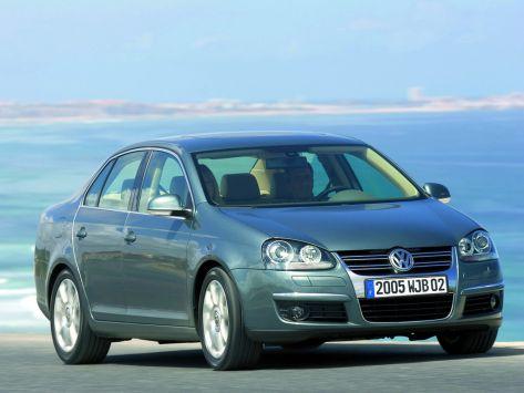 Volkswagen Jetta  01.2005 - 09.2010