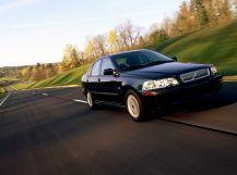 Volvo S40 рестайлинг 2000, седан, 1 поколение, VS