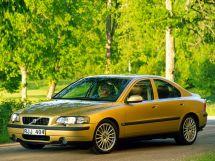Volvo S60 2000, седан, 1 поколение