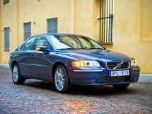 Volvo S60 рестайлинг, 1 поколение, 03.2004 - 04.2010, Седан