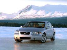 Volvo S60 рестайлинг 2004, седан, 1 поколение, P24