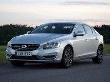 Volvo S60 рестайлинг, 2 поколение, 08.2013 - 05.2018, Седан