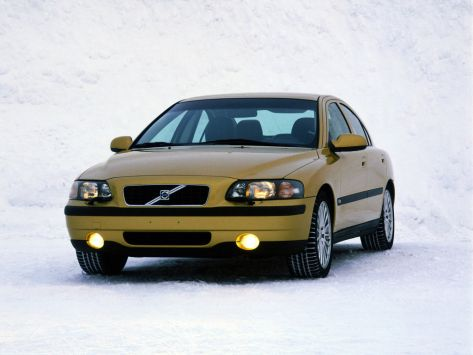 Volvo S60  09.2000 - 08.2004