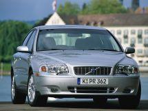 Volvo S80 рестайлинг 2003, седан, 1 поколение
