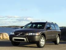 Volvo XC70 рестайлинг 2004, универсал, 2 поколение