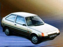 ЗАЗ Таврия рестайлинг 1998, хэтчбек, 1 поколение, ЗАЗ-1102