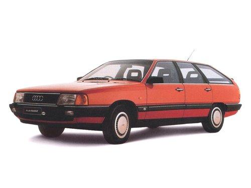 Audi 100 1982 - 1987