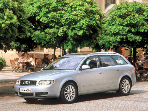 Audi A4 2000 - 2004