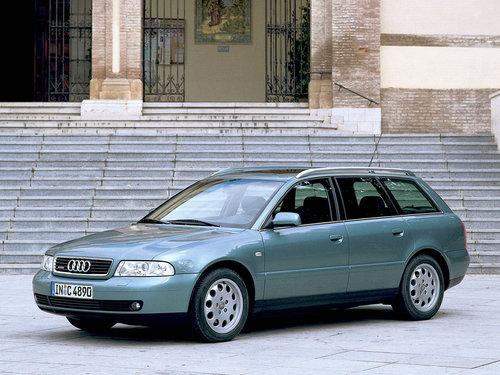 Audi A4 1999 - 2001