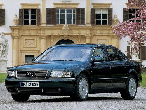 Audi A8 1999 - 2002