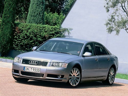 Audi A8 2002 - 2005