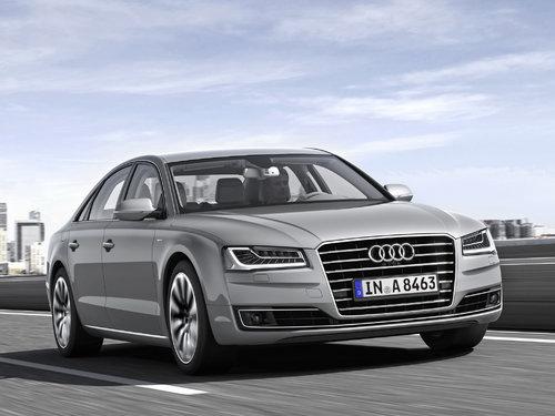Audi A8 2013 - 2017