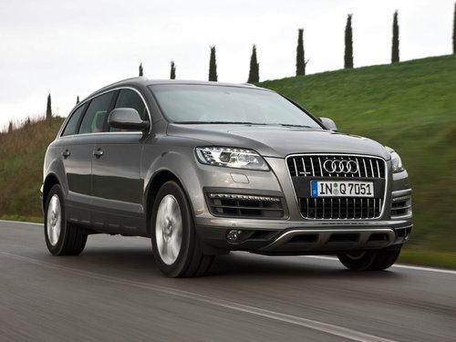 Audi Q7 2009 - 2015