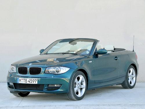 BMW 1-Series 2008 - 2011