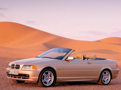 BMW 3-Series 2000 - 2003