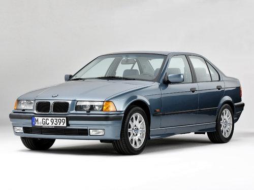 BMW 3-Series 1990 - 1998