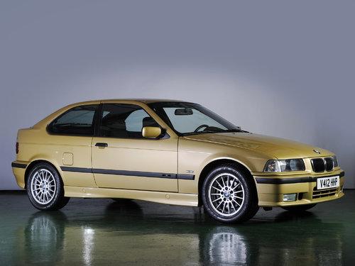 BMW 3-Series 1994 - 2000