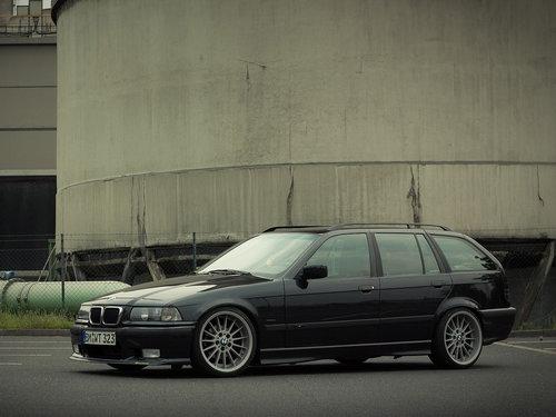 BMW 3-Series 1995 - 1999