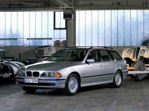 BMW 5-Series 1997 - 2000